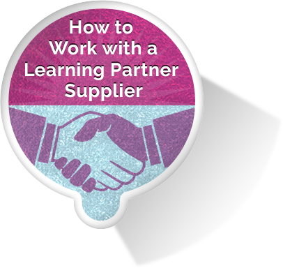 How to Work with a Supplier Partner eLearning Module