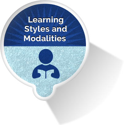 Learning Styles and Modalities eLearning Module